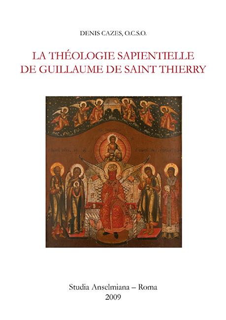 La théologie sapientielle de Guillaume de Saint Thierry (ebook)