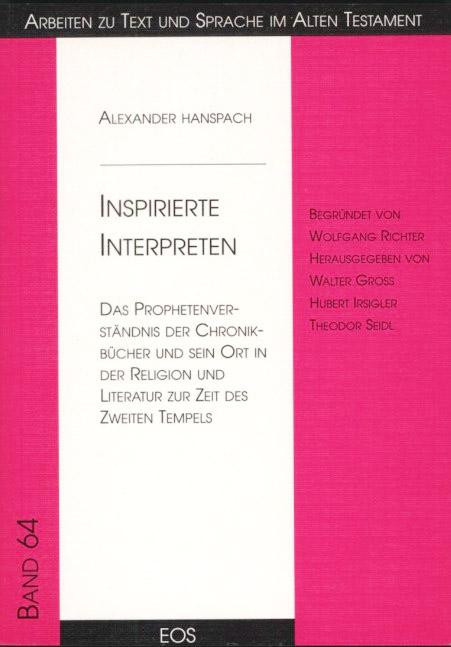Inspirierte Interpreten