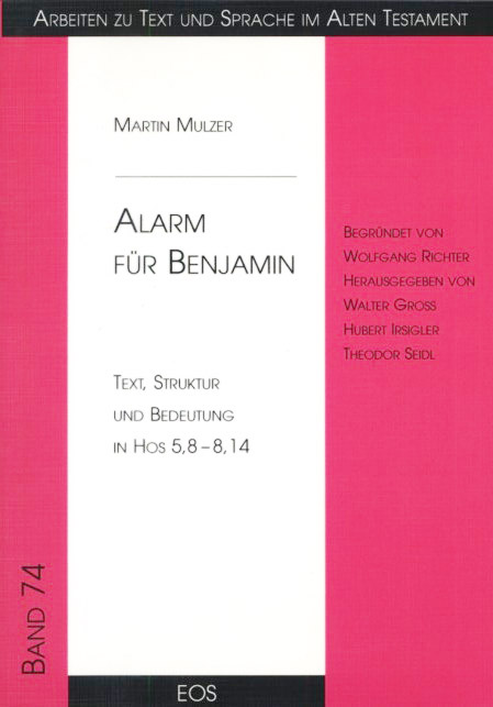 Alarm für Benjamin