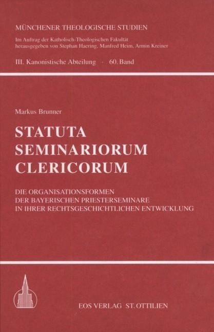 Statuta Seminariorum Clericorum