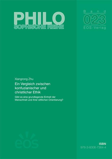 Ein Vergleich zwischen konfuzianischer und christlicher Ethik