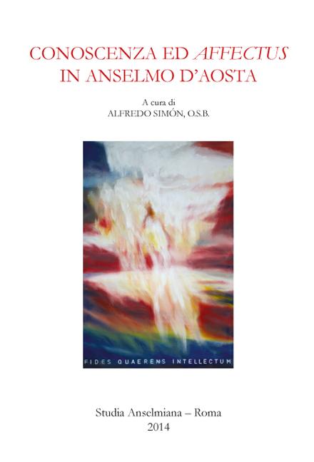 Conoscenza ed affectus in Anselmo d'Aosta (ebook)