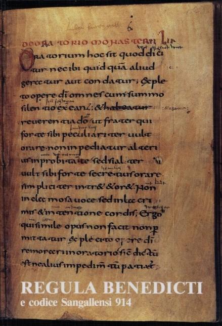 Regula Benedicti