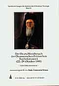 Der Deutschlandbesuch des Ökumenischen Patriarchen Bartholomaios I. (22.-29. Oktober 1993)