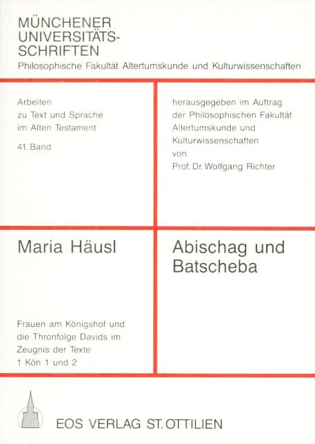 Abischag und Batscheba