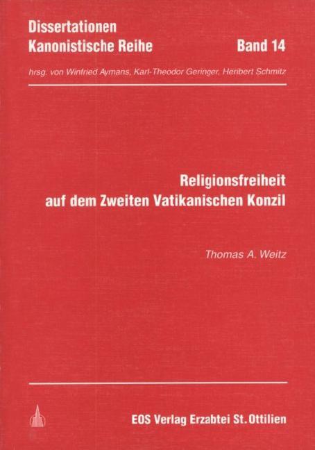 Religionsfreiheit auf dem zweiten Vatikanischen Konzil