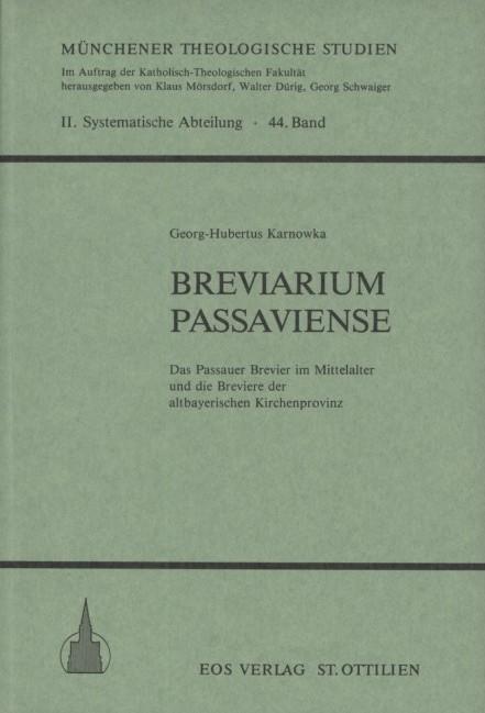 Breviarium Passaviense