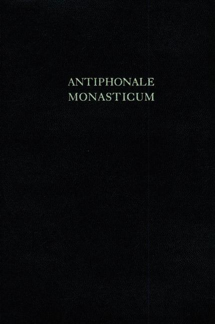 Antiphonale Monasticum II