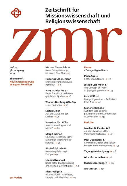 Zeitschrift für Missionswissenschaft und Religionswissenschaft, Abonnement
