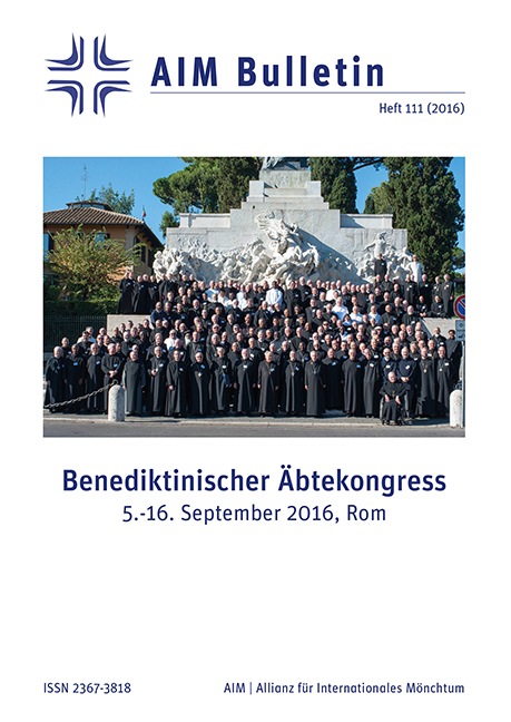 AIM Bulletin 111 (2016)
