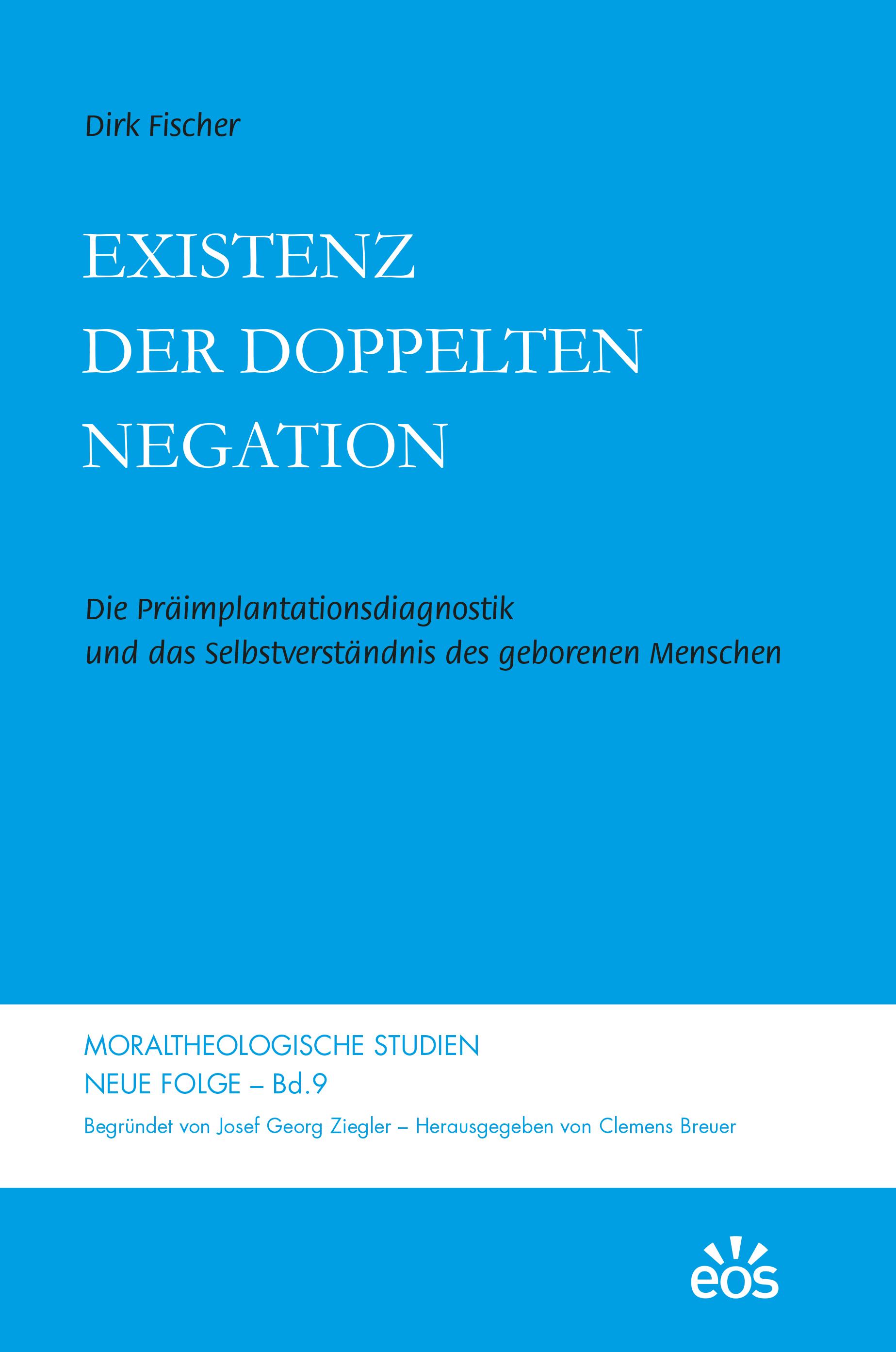 Existenz der doppelten Negation