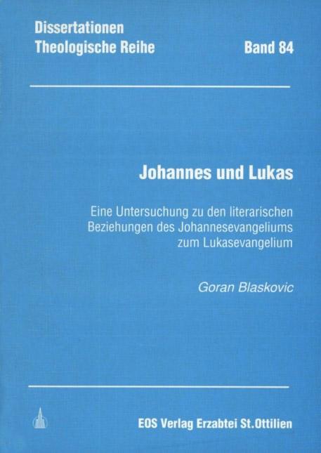Johannes und Lukas