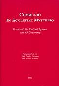 Communio in Ecclesiae Mysterio