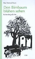Den Birnbaum blühen sehen