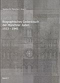 Biographisches Gedenkbuch der Münchner Juden 1933-1945