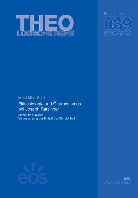 Ekklesiologie und Ökumenismus bei Joseph Ratzinger