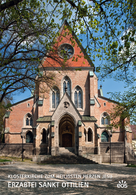 Klosterkirche zum Heiligsten Herzen Jesu Erzabtei St. Ottilien