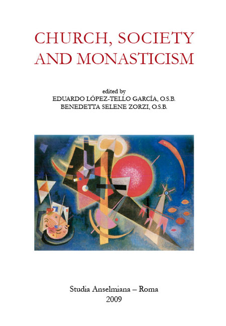 Church, Society and Monasticism (ebook)