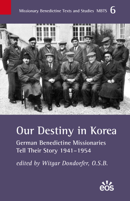 Our Destiny in Korea