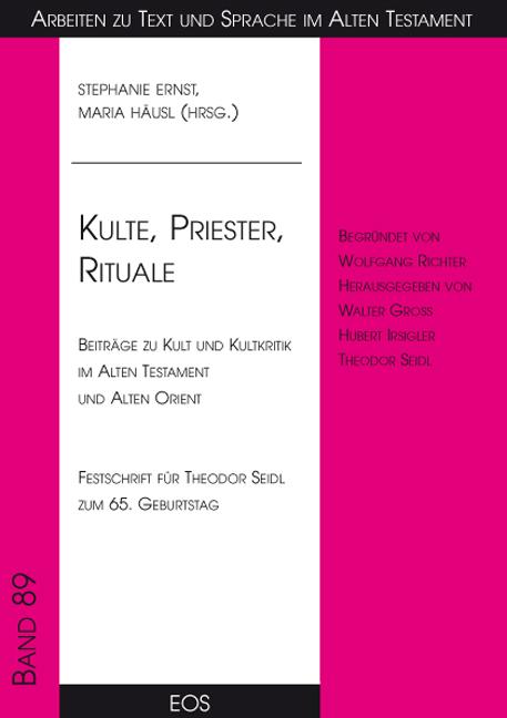 Kulte, Priester, Rituale