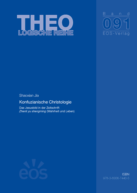 Konfuzianische Christologie