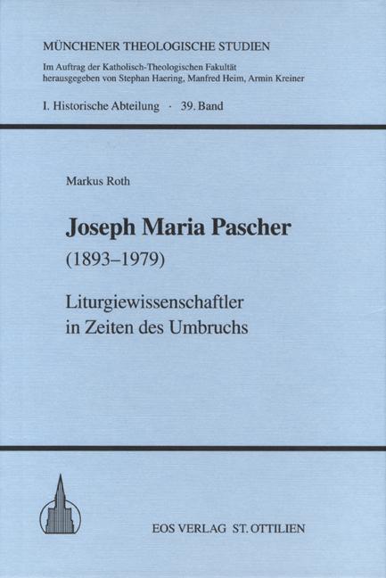 Joseph Maria Pascher (1893-1979)