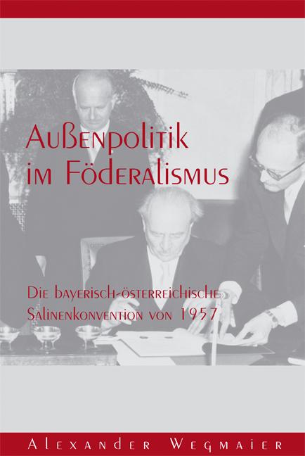 Außenpolitik im Föderalismus