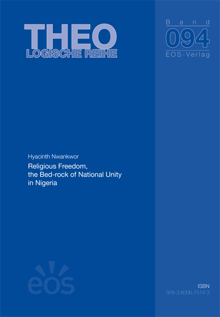 Religious Freedom, the Bed-rock of National Unity in Nigeria