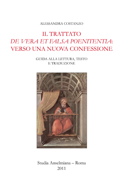 Il trattato «De vera et falsa poenitentia»: verso una nuova confessione