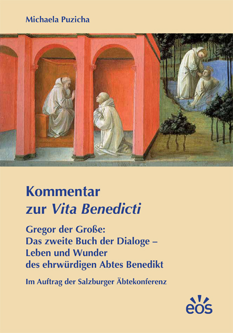 Kommentar zur Vita Benedicti (ebook)