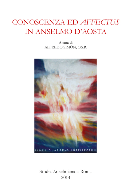 Conoscenza ed affectus in Anselmo d'Aosta