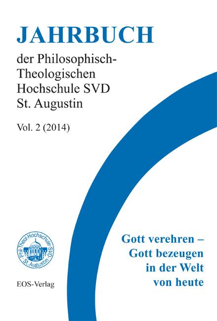 Jahrbuch der Philosophisch-Theologischen Hochschule SVD St. Augustin, vol. 2 (2014)