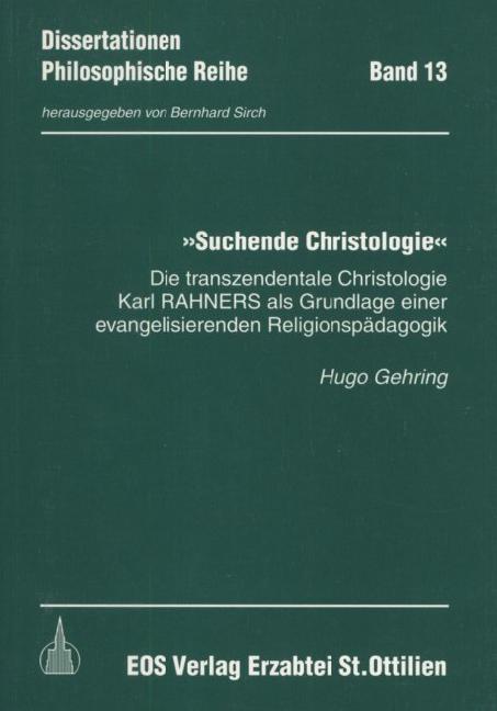 """""""Suchende Chirologie"""""""