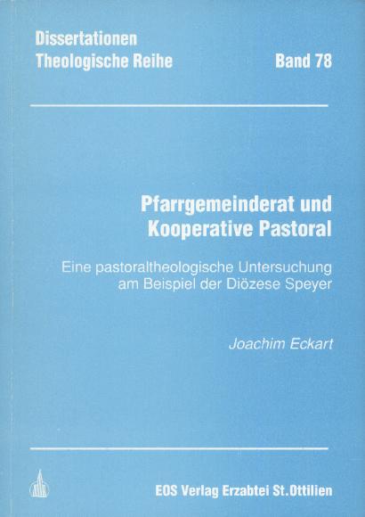 Pfarrgemeinderat und kooperative Pastoral