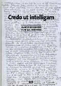 Credo ut intelligam