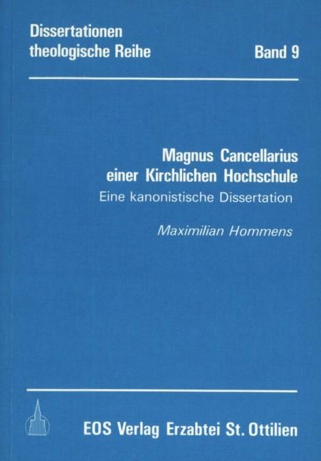 Magnus Cancellarius einer Kirchlichen Hochschule