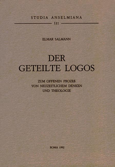 Der geteilte Logos