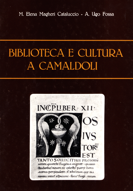 Biblioteca e cultura a Camaldoli