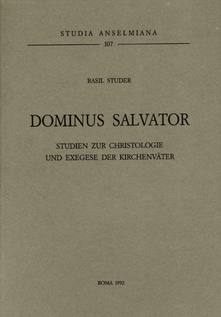 Dominus Salvator