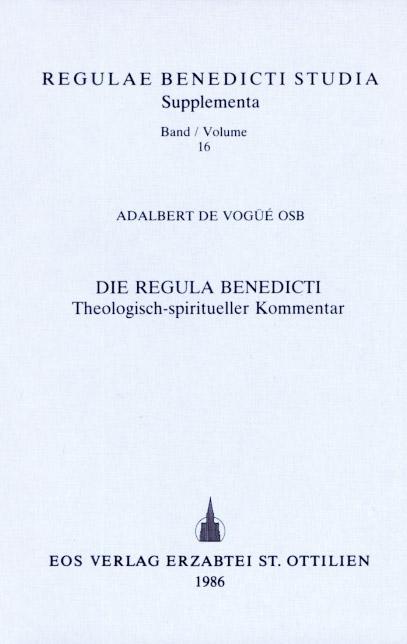 Die Regula Benedicti