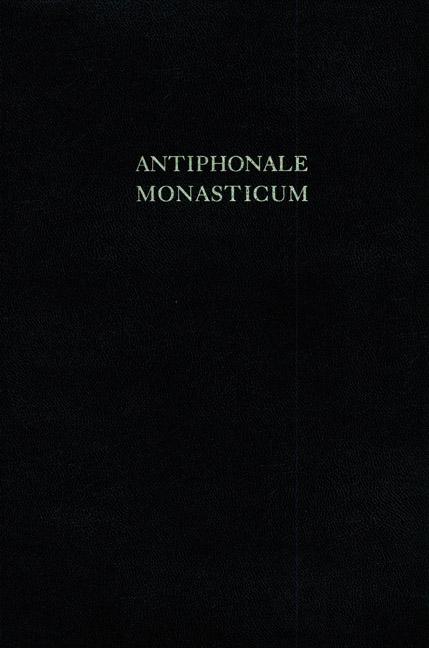 Antiphonale Monasticum I