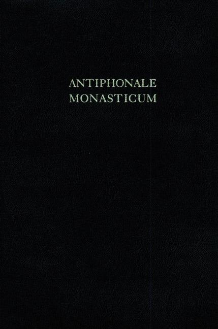 Antiphonale Monasticum III