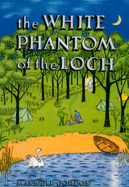 White phantom of the Loch