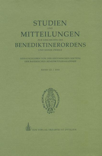 Studien und Mitteilungen zur Geschichte des Benediktinerordens 121 (2010)