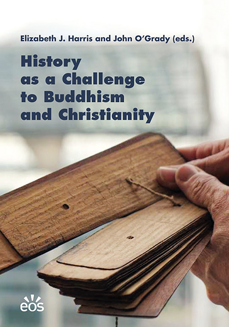 History as a Challenge to Buddhism and Christianity