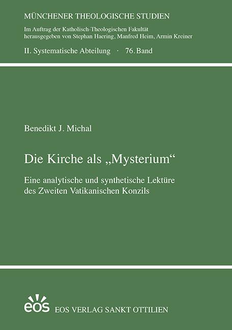 """Die Kirche als """"Mysterium"""""""