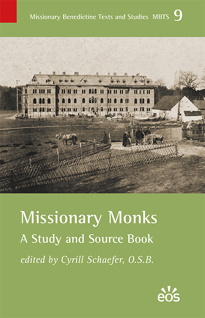 Missionary Monks (ebook)