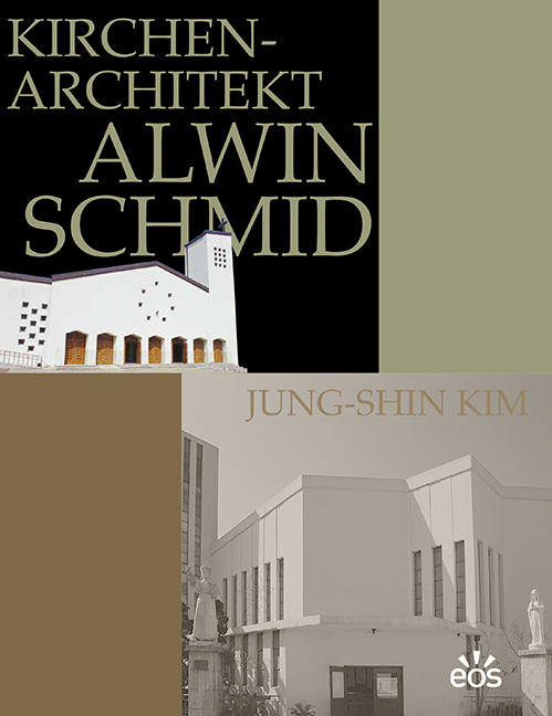 Kirchenarchitekt Alwin Schmid (ebook)