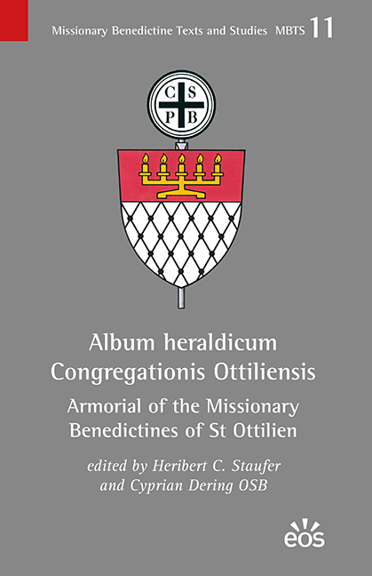 Album heraldicum Congregationis Ottiliensis (ebook)