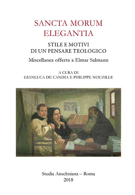 Sancta morum elegantia (ebook)